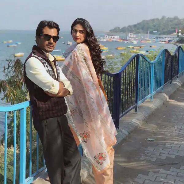 Nawazuddin Siddiqui and Athiya Shetty