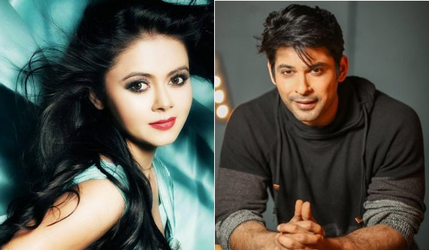 Devoleena Bhattacharjee and Sidharth Shukla