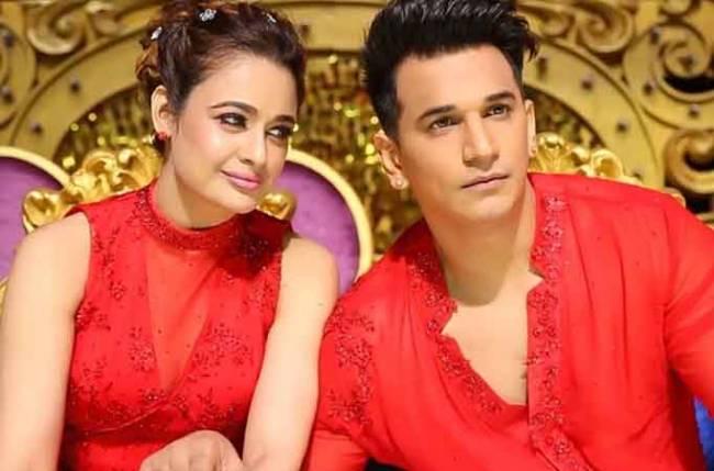 Prince Narula and Yuvika Chaudhary - Nach Baliye 9 Winner