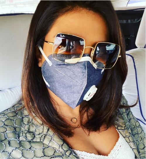 Priyanka Chopra in Mask