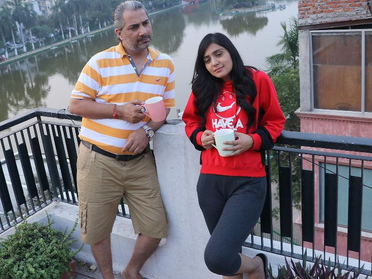 Varun Badola and Anjali Ratrari
