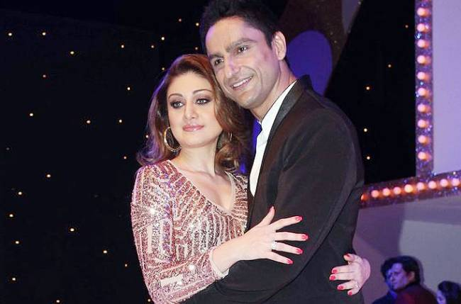 Shefali Zariwala and Parag Tyagi