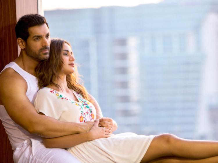 Aisha Sharma acted alongside John Abraham in Satyameva Jayate
