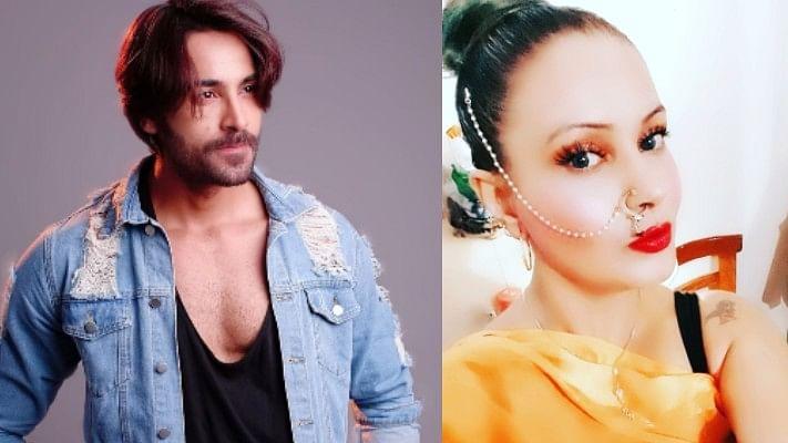 Amrita Dhanoa and her ex-boyfriend Arhaan Khan