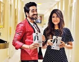 Tahira and Ayushmann