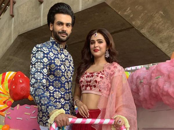 Vishal Aditya Singh and Madhurima Tuli
