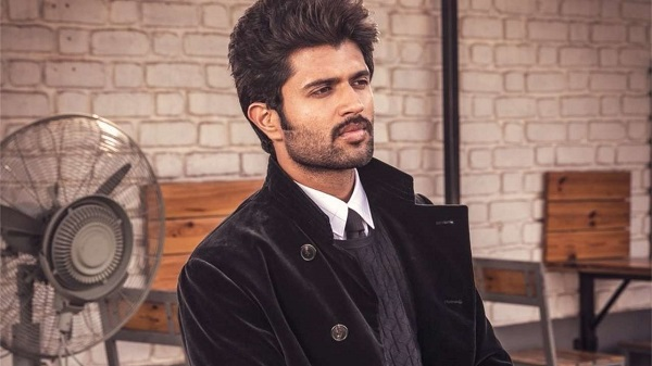 Tollywood star Vijay Deverakonda