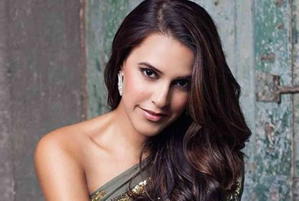 Bollywood actress Neha Dhupia