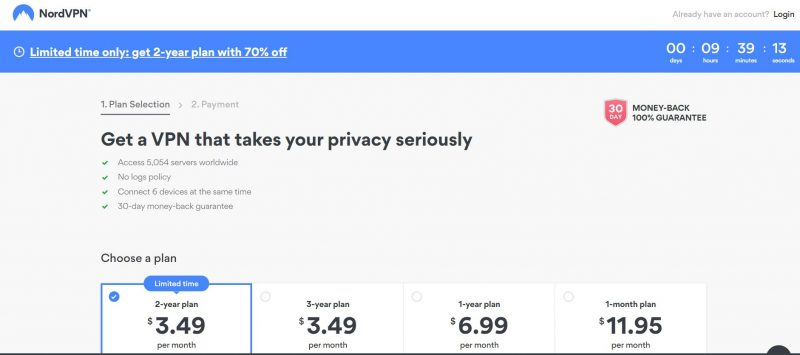 Cancel Nord VPN