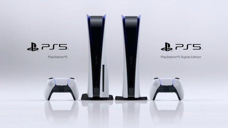 PlayStation 5 Digital Edition