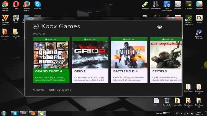 Xbox One Emulators on PC