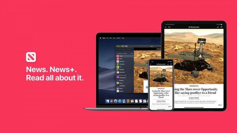 Apple News Plus