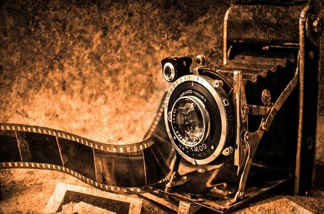 Photo Editing Apps For Vintage CameraEffect