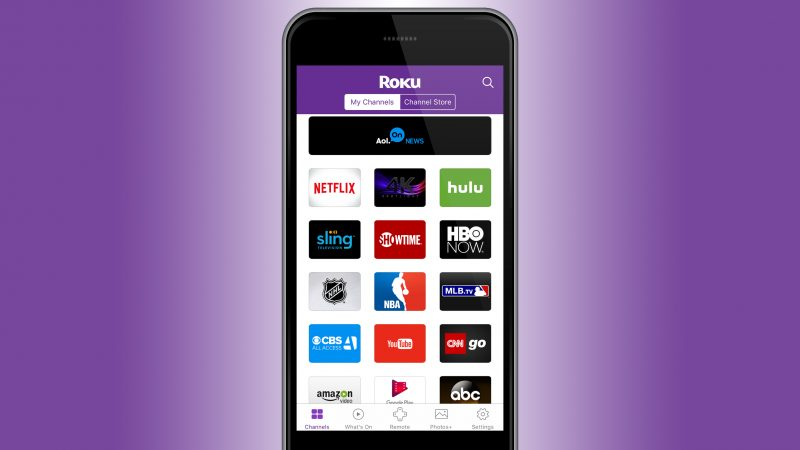 Connecting Roku to WiFi