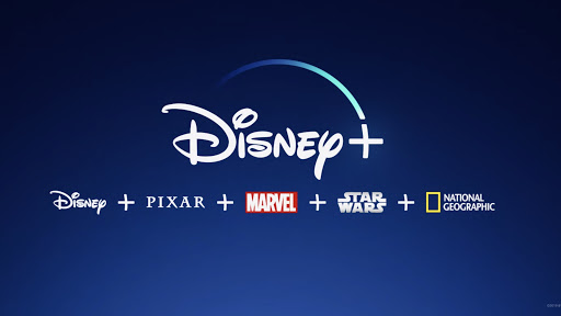 Disney Plus on PS4