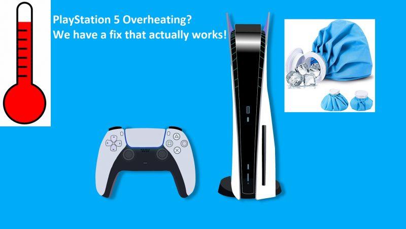 PlayStation 5 Overheating