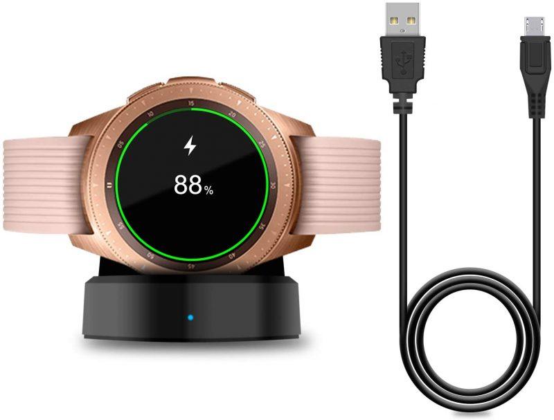 Samsung Galaxy Watch not Charging